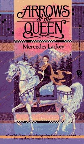 Arrows of the Queen   1987 (Reprint) edition cover
