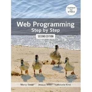 WEB PROGRAMMING STEP BY STEP   N/A edition cover