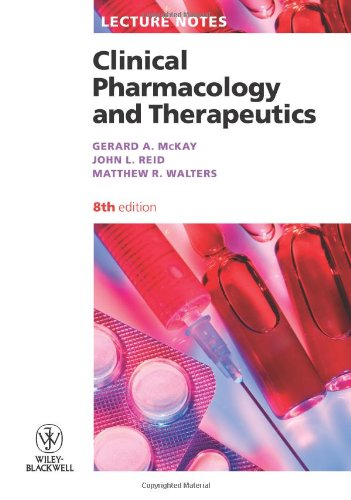 Clinical Pharmacology and Therapeutics  8th 2010 9781405197786 Front Cover