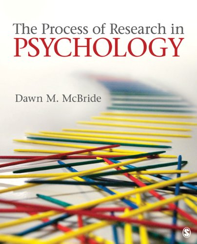 Process of Research in Psychology   2010 edition cover