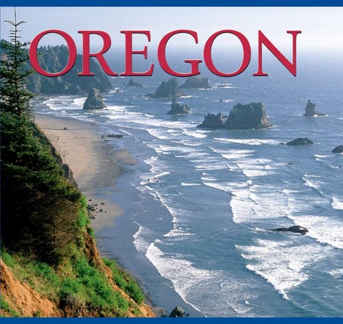 Oregon  N/A 9781552857786 Front Cover