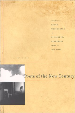 Poets of the New Century  2001 edition cover