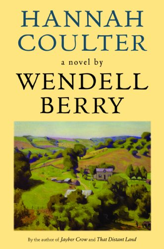 Hannah Coulter   2006 edition cover