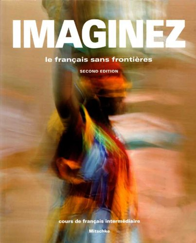 Imaginez  2nd (Student Manual, Study Guide, etc.) edition cover