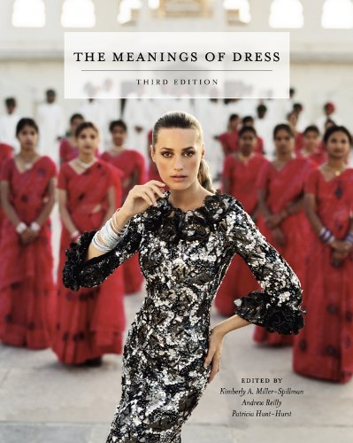 Meanings of Dress  3rd 2012 edition cover