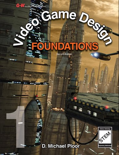 Video Game Design Foundations  2nd edition cover