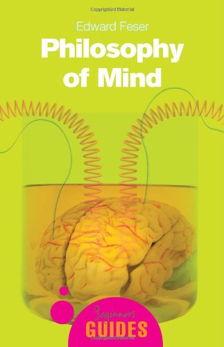 Philosophy of Mind A Beginner's Guide  2006 edition cover