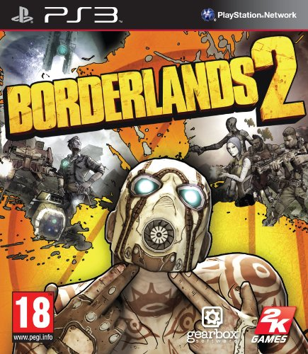 Borderlands 2 [PEGI] PlayStation 3 artwork