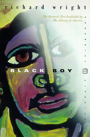 Black Boy (American Hunger) A Record of Childhood and Youth  1993 edition cover