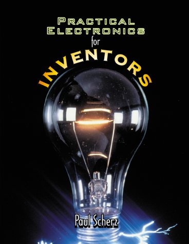 Practical Electronics for Inventors   2000 edition cover