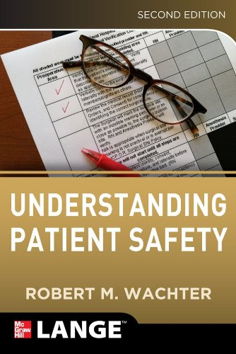Understanding Patient Safety  2nd 2012 edition cover