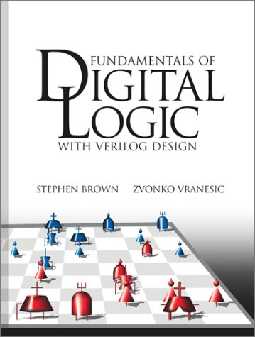 Fundamentals of Digital Logic with Verilog Design   2003 edition cover