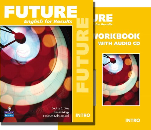 Future Intro Package Student Book (with Practice Plus CD-ROM) and Workbook  2010 9780132455787 Front Cover