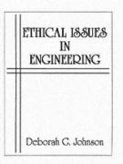 Ethical Issues in Engineering  1st 1991 9780132905787 Front Cover