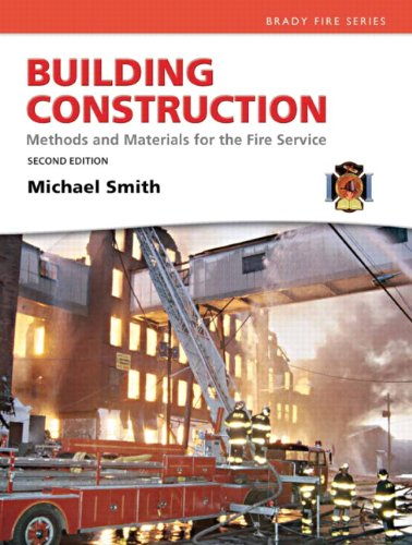 Building Construction Methods and Materials for the Fire Service 2nd 2012 (Revised) edition cover