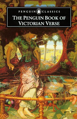 Penguin Book of Victorian Verse   1998 edition cover