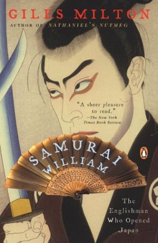 Samurai William The Englishman Who Opened Japan N/A edition cover