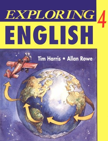 Exploring English   1995 (Student Manual, Study Guide, etc.) edition cover