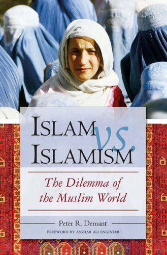 Islam vs. Islamism The Dilemma of the Muslim World  2006 9780275990787 Front Cover