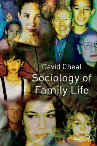 Sociology of Family Life   2002 (Revised) edition cover