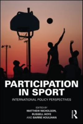 Participation in Sport International Policy Perspectives  2011 edition cover