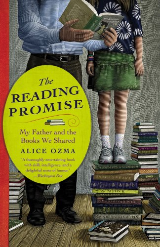 Reading Promise My Father and the Books We Shared N/A 9780446583787 Front Cover