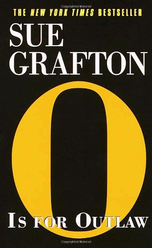 O Is for Outlaw   1999 edition cover