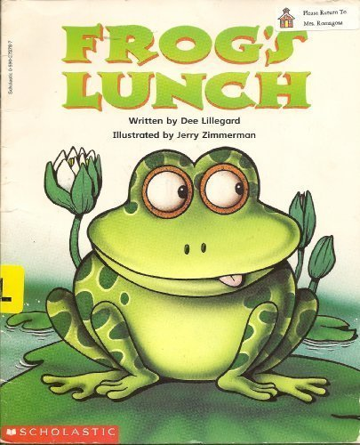 Frog's Lunch 1st edition cover