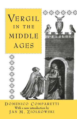 Vergil in the Middle Ages   1997 (Revised) edition cover