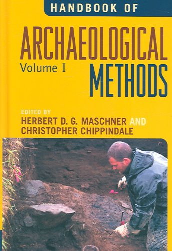 Handbook of Archaeological Methods   2005 edition cover