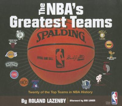 The Greatest NBA Teams:  2011 edition cover