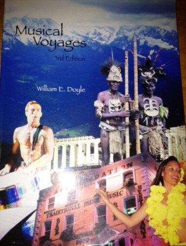 MUSICAL VOYAGES                N/A edition cover