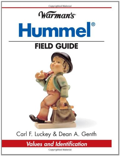 Warman's Hummel Field Guide   2004 9780873497787 Front Cover