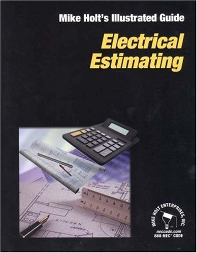Electrical Estimating 1st 2002 edition cover