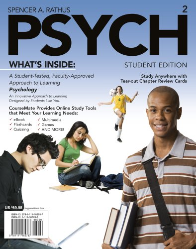 PSYCH  2nd 2012 edition cover