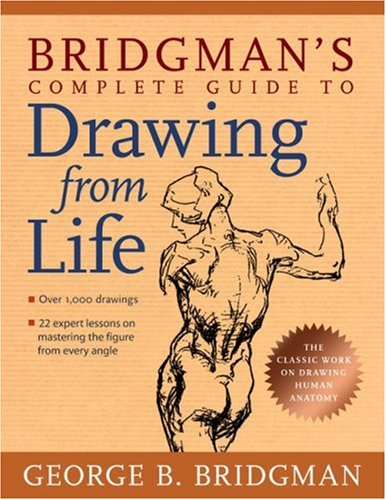 Bridgman's Complete Guide to Drawing from Life   2001 edition cover