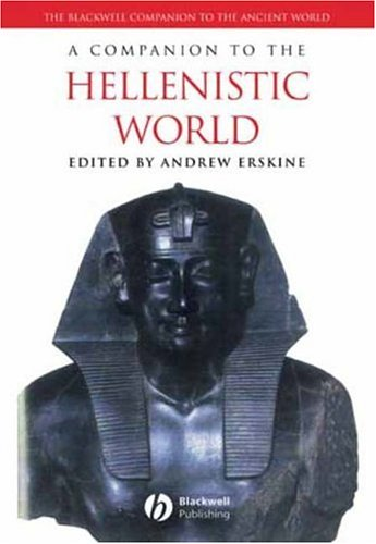 Companion to the Hellenistic World   2005 edition cover