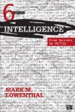 Intelligence From Secrets to Policy 6th 2015 (Revised) 9781483307787 Front Cover