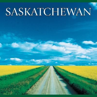 Saskatchewan  N/A 9781552850787 Front Cover