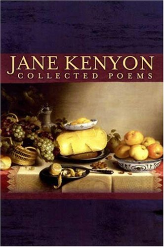 Jane Kenyon Collected Poems N/A edition cover