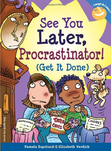 See You Later, Procrastinator!   2008 edition cover