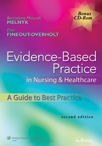 Evidence-Based Practice in Nursing and Healthcare A Guide to Best Practice 2nd 2010 (Revised) edition cover