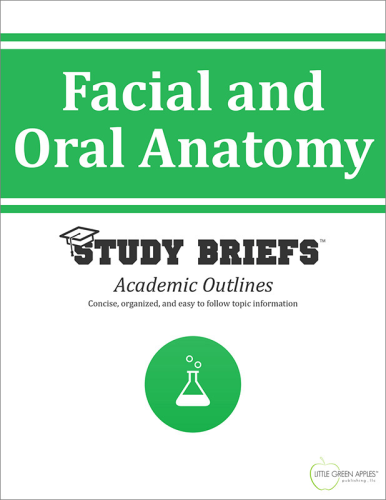Facial and Oral Anatomy cover