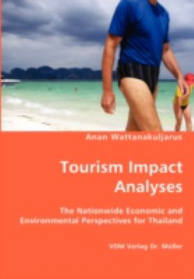 Tourism Impact Analyses N/A 9783836426787 Front Cover