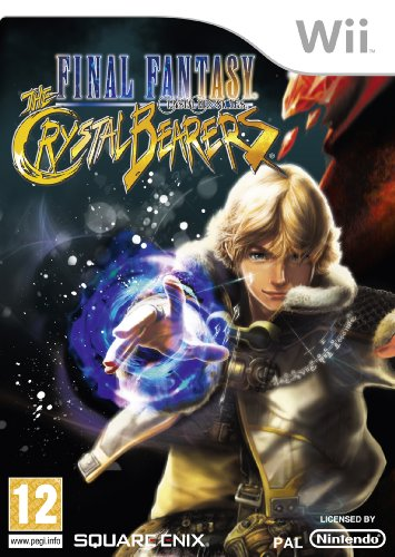 Final Fantasy Crystal Chronicles: Crystal Bearers (Wii) Nintendo Wii artwork