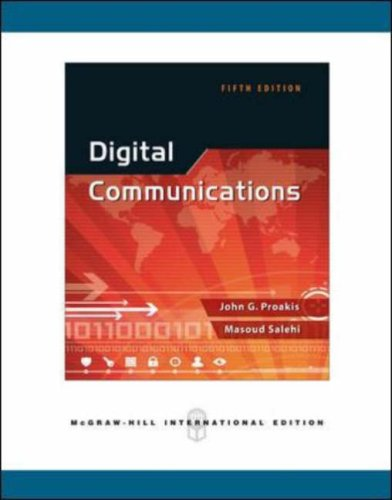 Digital Communications N/A edition cover