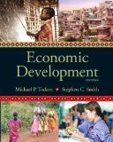 Economic Development  12th 2015 edition cover