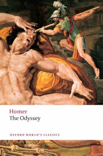 Odyssey   2008 edition cover