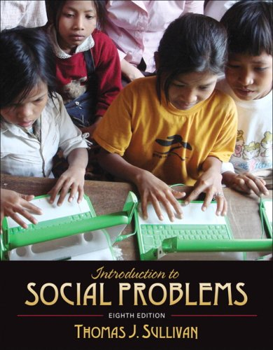 Introduction to Social Problems  8th 2009 edition cover
