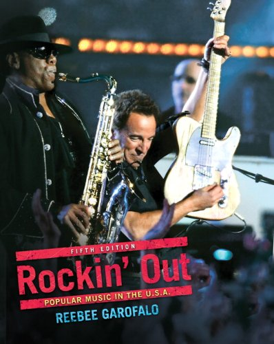 Rockin Out Popular Music in the U. S. A 5th 2011 (Revised) edition cover